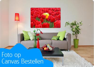 Foto op Canvas Bestellen